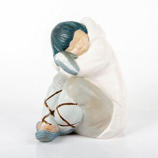 Eskimo Boy 1012007.3 - Lladro Porcelain Figurine