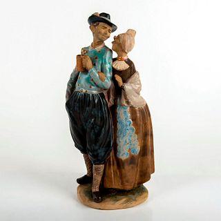 Golden Wedding 1014937 - Lladro Porcelain Figurine
