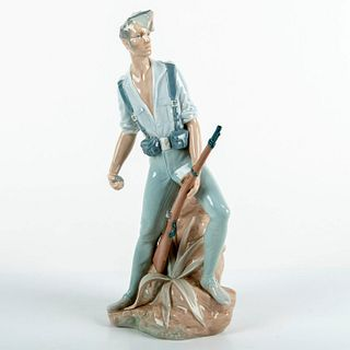 Legionary 1004823 - Lladro Porcelain Figurine