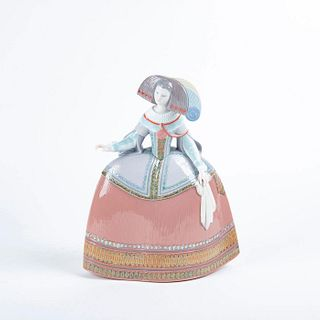 Menina 01018252 - Lladro Porcelain Figure