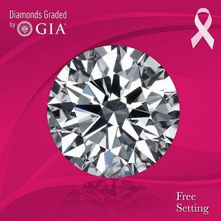 10.71 ct, E/VS1, Round cut GIA Graded Diamond. Appraised Value: $3,004,100