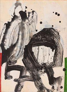 LUIS FEGA (Asturias, 1952)  Untitled, 2000.  Acrylic on canvas.