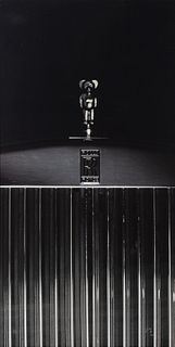 """dEmo""; ELADIO DE MORA (1960, Toledo).  ""Rolls"", 2006.  Photograph. Copy 1/3."
