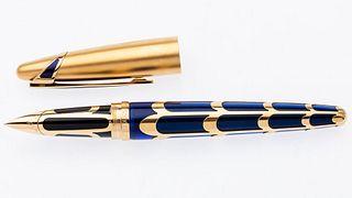 Waterman Boucheron Edson Ltd Ed 18K Fountain Pen