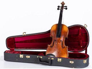 Copy of a James Reynolds Carlisle Violin