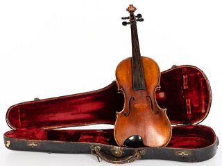 Johann Christhof Nurnberg Violin, 1805