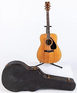 Yamaha FG-375 SII Rosewood Acoustic Guitar