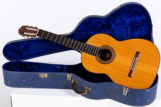 Spanish Classical Guitar, Manuel Rodriguez, 1964
