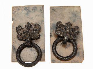 Pair of Han Dynasty Pulls