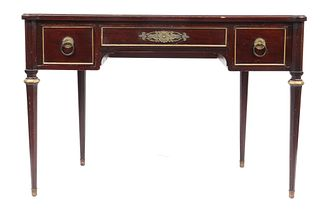 French Empire Style Writing Desk
