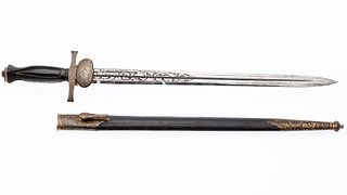 French Dagger by Devisme, 19th Century