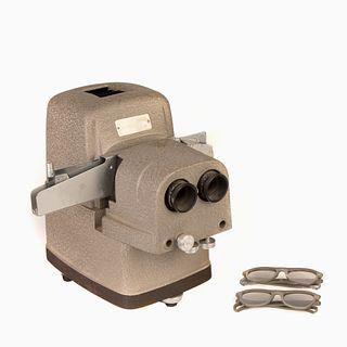 Stereo VIVID TDC Model 116 Slide Projector