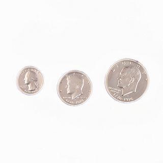 U.S. Proof Bicentennial Silver Set, 1976