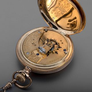 Elgin, Open Face and Hunting Case Watch, ca. 1924