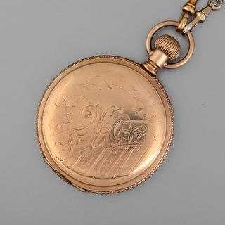 Waltham, Gold Filled Hunting Cased Watch, ca. 1887