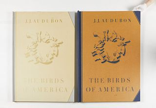 "2 Audubon ""The Birds of America"" and Artwork"