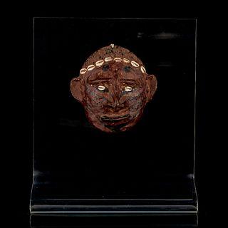 Sepik River Tortoise Mask - Korogo New Guinea