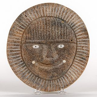 Rick Kuzuguk Inuit Bone Mask