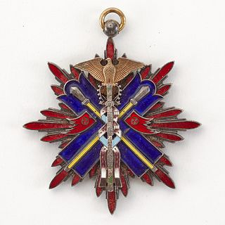 WWII Japanese Order of the Golden Kite 2nd Class