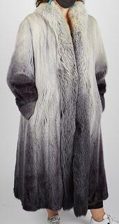 Fine Mink Fur Coat