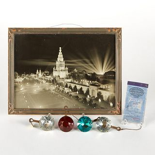 Grp: 6 PPIE 1915 NovaGems from the Tower of Jewels