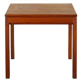 Jens Risom Danish Modern Side Table