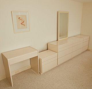 Lane Furniture Lacquer Bedroom Set