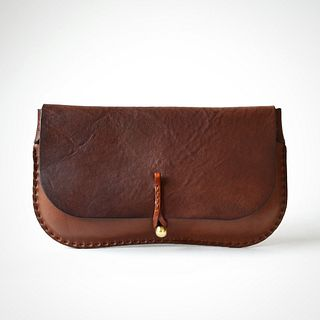 Hand Stitched Pouch No.1