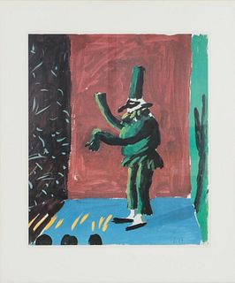 David Hockney - Young Playwrights Festival