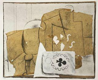 Pablo Picasso - Cubist Still Life