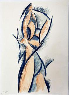 Pablo Picasso - Woman