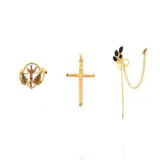 18K and 14K Jewelry