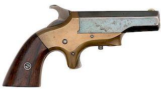 Single Shot Derringer, Southerner, by Brown MFG.