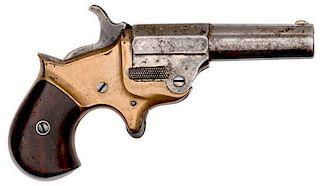 Single-Shot Derringer by C.H. Ballard