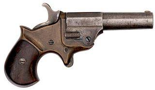 Single-Shot Derringer by C. H. Ballard