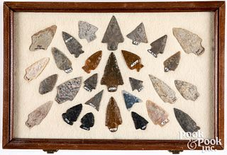 Lower Susquehanna River valley stone points
