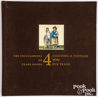 Encyclopedia of trade goods clothing and textiles