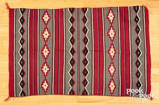 Navajo Indian Germantown rug, 20th c.