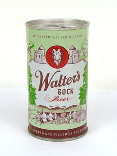 1966 Walter's Bock Beer 12oz  T133-26