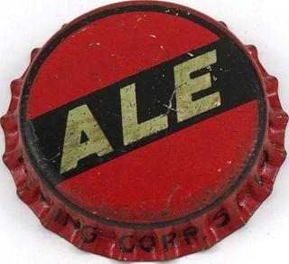 1935 ABC Ale 113mm long Bottle Cap Saint Louis, Missouri