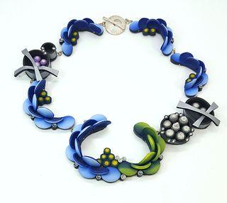 Grande Lotus Necklace