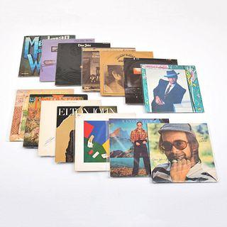 14 Elton John Record Albums