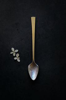 Brass & Tin Iced Tea Spoon