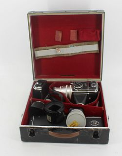 Vintage Hasselblad 500 C Outfit With Body & Lenses