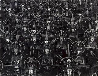 Hiroshi Sugimoto, (Japanese, b. 1948), Hall of Thirty-Three Bays, 1995