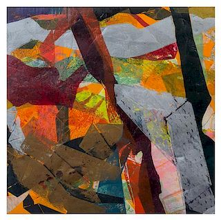 * John Chamberlain, (American, 1927-2011), Chateau Marmoset, 1991