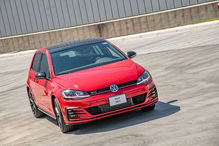 Golf GTI Marca: Volkswagen Modelo: Golf GTI Número de motor: CXD 065244 Número de serie: 3VW4E6AU3MM013607