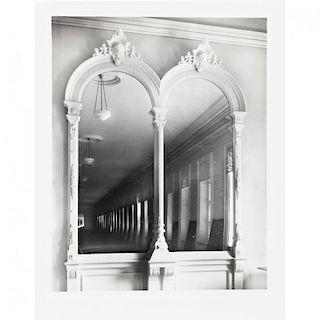 Walker Evans (1903-1975), Mirror in Hotel Lobby, Saratoga Springs, New York