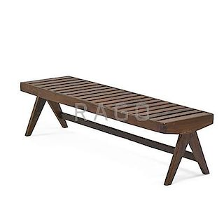 PIERRE JEANNERET Bench