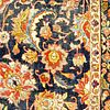 Mashad Carpet, Iran, c. 1920,  11 ft. 6 in. x 9 ft. 1 in.